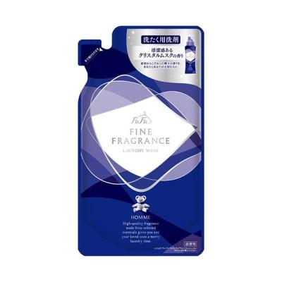 NSファーファジャパン ファーファ ファインフレグランス ウォッシュ オム クリスタルムスクの香り 詰替 360g 1個