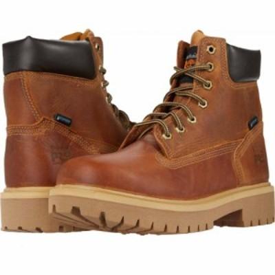 ティンバーランド Timberland PRO メンズ シューズ・靴 Direct Attach 6 Soft Toe Waterproof Insulated Marigold