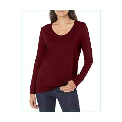 Pendleton レディース 長袖 スクープTシャツ US サイズ: X-Small カラー: パープル【並行輸入品】