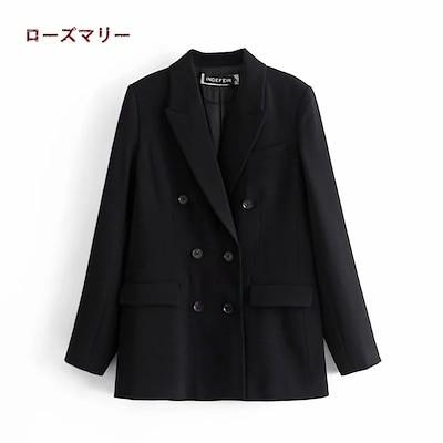 ローズマリー 欧米風2021 1月 春 新品販売 ブレザー スーツ ジャケット コート 無地 ヴィンテージ調 気質OLスタイル 2101413