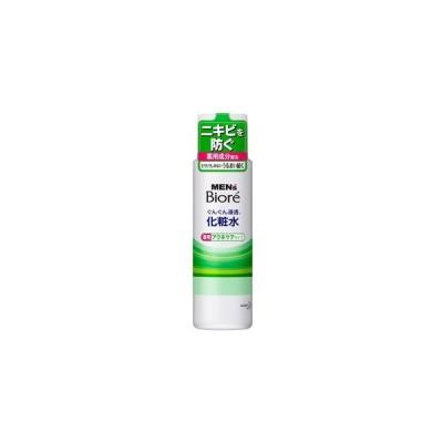 メンズビオレ ぐんぐん浸透化粧水 薬用アクネケアタイプ 180mL (医薬部外品) / 花王 ビオレ