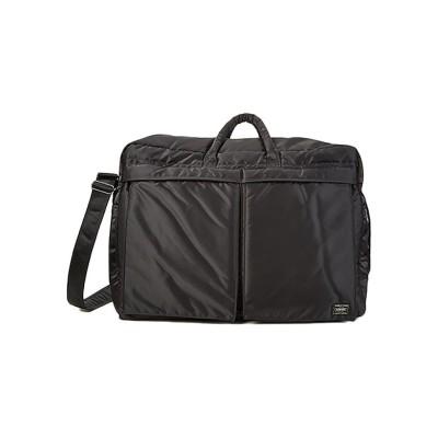 【カバンのセレクション】 吉田カバン ポーター タンカー ボストンバッグ メンズ 出張 大容量 32L PORTER TANKER 622−68329 ユニセックス ブラック フリー Bag&Luggage SELECTION
