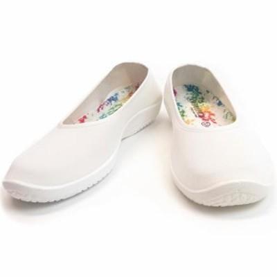 アルコペディコ(ARCOPEDICO) レディース シューズ L'ライン LOLITA-S ロリータエス ホワイト 5061201 【靴 パンプス バレエシューズ