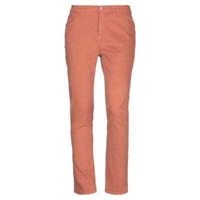 マニラ グレース MANILA GRACE パンツ 赤茶色 26 コットン 98% / ポリウレタン 2% パンツ