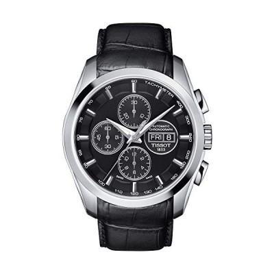 ティソ Tissot Couturier Chronograph Automatic Men's Watch T035.614.16.051.02 並行輸入品
