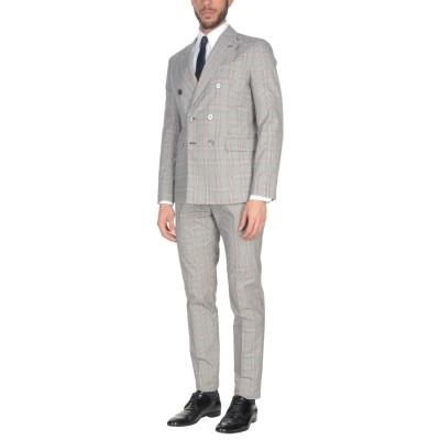 ディースクエアード DSQUARED2 スーツ ブラック 50 コットン 100% スーツ