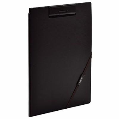 リヒトラブ クリップファイル A4 ブラック F7560-24