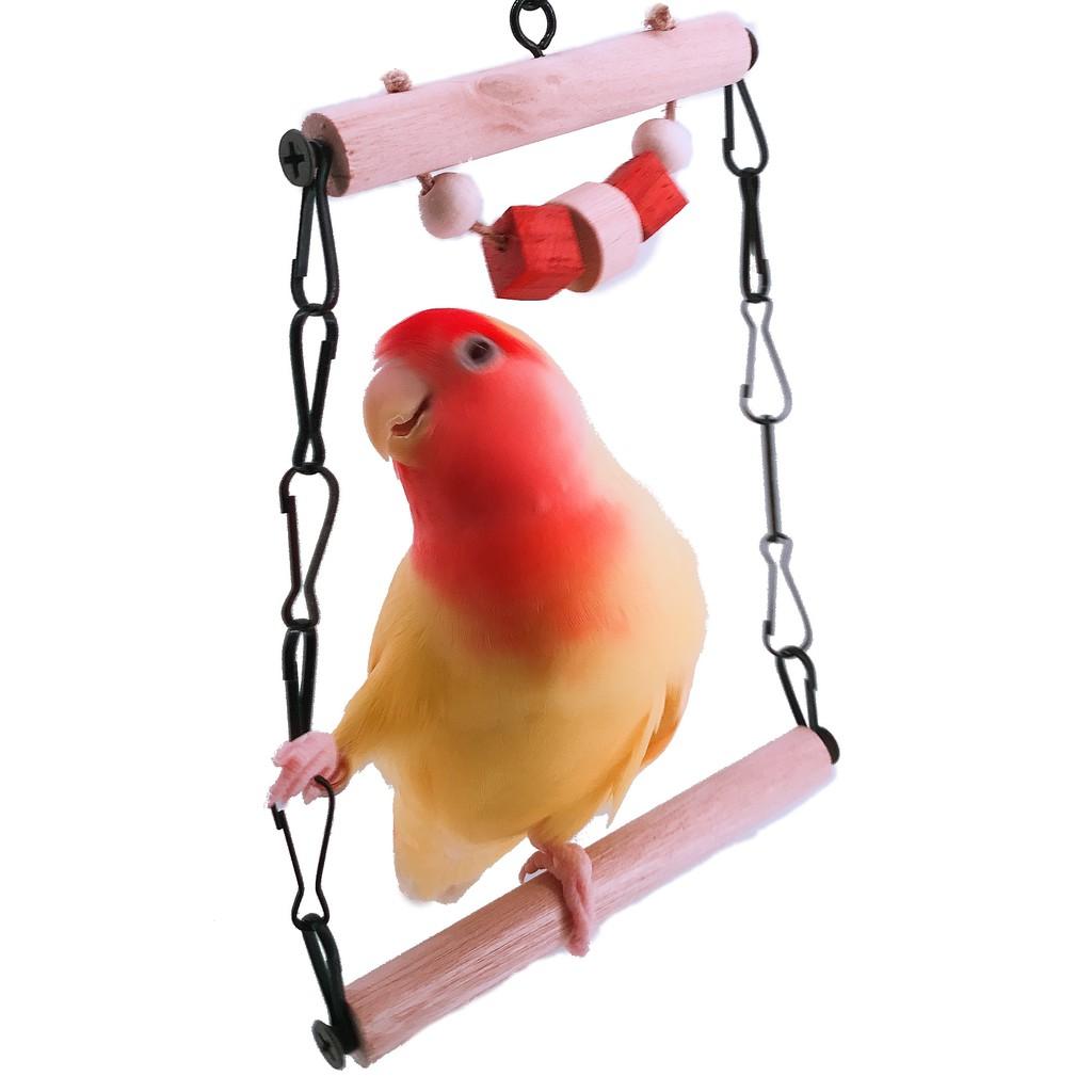 MY PET BIRD 熱銷鸚鵡鞦韆   W532