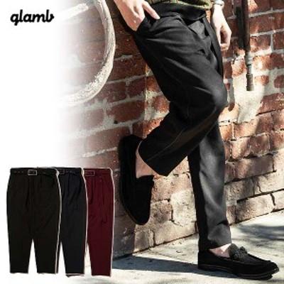 30%OFF SALE セール glamb グラム Ponte bowling pants メンズ パンツ 送料無料 ストリート atfpts
