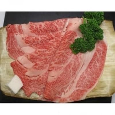 京都肉(亀岡牛・丹波牛)特選ロースすき焼き用約600g