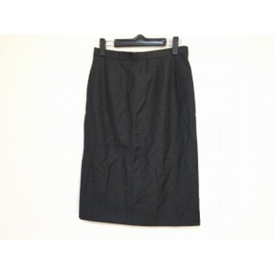 レリアン Leilian スカート サイズ36 S レディース ダークグレー【中古】