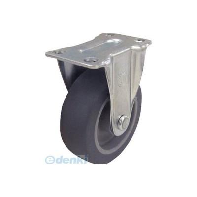 【受注生産品】ユーエイキャスター [ST-100EL-UNF1/2-25] ねじ込み式エラストマーキャスター自在100径 ST100ELUNF1225