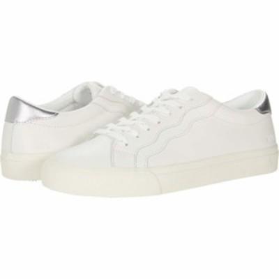 メイドウェル Madewell レディース スニーカー ローカット シューズ・靴 Sidewalk Low Top Sneaker in Metallic Wave Silver Multi