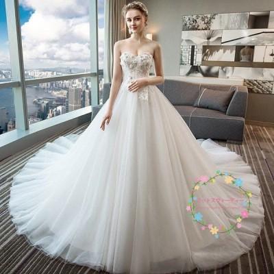 マタニティ ウェディングドレス マタニティドレス エンパイア 結婚式 白 安い ウエディングドレス 花嫁 披露宴 ロングドレス 二次会 パーティードレス