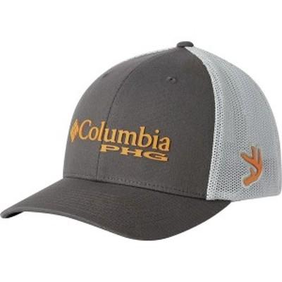 コロンビア メンズ 帽子 アクセサリー PHG Mesh Ball Cap Grill/Antler Logo