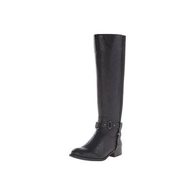 ジェシカシンプソン ブーツ 靴 Jessica Simpson 7870 レディース Reade ブラック ライディング ブーツ シューズ 6.5 ミディアム (B,M) BHFO