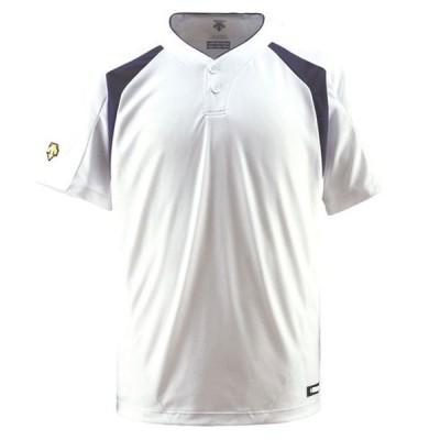 コンビネーションTシャツ  DESCENTE デサント ヤキュウソフトハンソデTシャツ (DB205-SWNV)