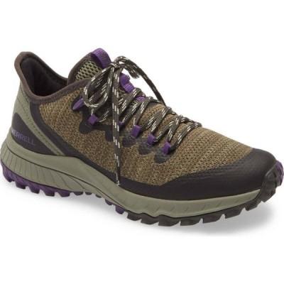 メレル MERRELL レディース ハイキング・登山 シューズ・靴 Bravada Hiking Shoe Sage Fabric