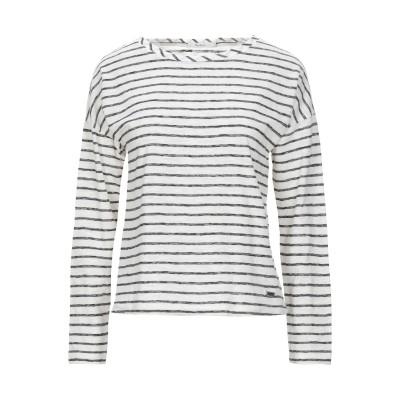 ペペ ジーンズ PEPE JEANS T シャツ ホワイト XS ポリエステル 65% / コットン 35% T シャツ