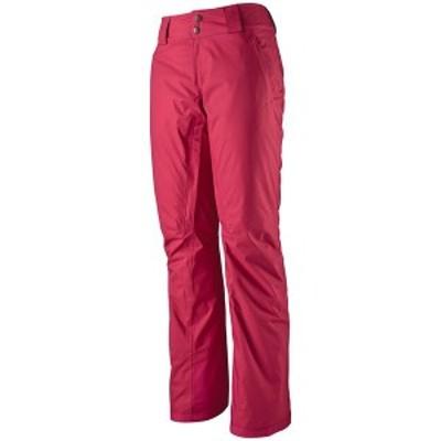 パタゴニア レディース カジュアルパンツ ボトムス Patagonia Insulated Snowbelle Pants - Women's Craft Pink
