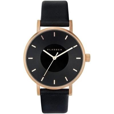[クラス14]KLASSE14 腕時計 ウォッチ VOLARE 42mm ブラック×ローズゴールド メンズ レディース