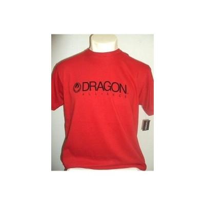 ドラゴン アライアンス Tシャツ トップス ドラゴン ALLIANCE TRADEMARK TEE T SHIRT L ラージ assorted カラー #18 red Large 18-47