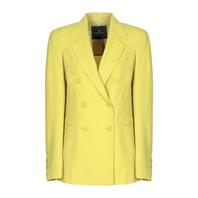 COMPAGNIA ITALIANA テーラードジャケット ビタミングリーン 42 ポリエステル 100% テーラードジャケット