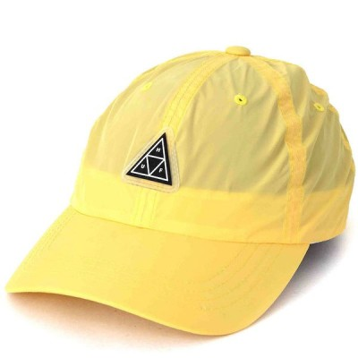 HUF Auroroa Dad Hat Cap Blazing Yellow キャップ 送料無料
