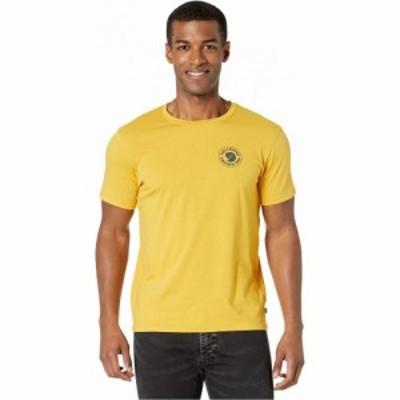 フェールラーベン Fjallraven メンズ Tシャツ トップス 1960 Logo T-Shirt Ochre