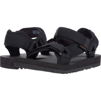 テバ Teva メンズ サンダル シューズ・靴 Universal Trail Black