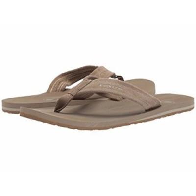 ボルコム メンズ サンダル Driftin Leather Sandal