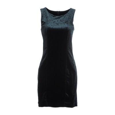 MANILA GRACE チューブドレス  レディースファッション  ドレス、ブライダル  パーティドレス ディープジェード