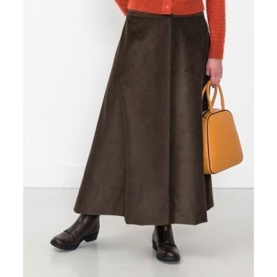 スカート UX05 JUPE コーデュロイロングスカート