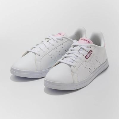ワンポイントが大人可愛い◎COURTPOINT BASE Wスニーカー(アディダス/adidas)
