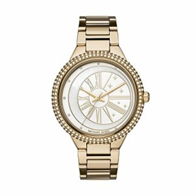 腕時計 マイケルコース レディース Michael Kors Women's Taryn Analog-Quartz Watch with Stainless-