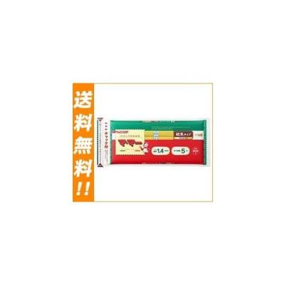 送料無料 日清フーズ マ・マー チャック付結束スパゲティ 1.4mm 600g×20袋入