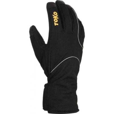 トコ Toko メンズ 自転車 グローブ Winter Rider Bike Gloves Black
