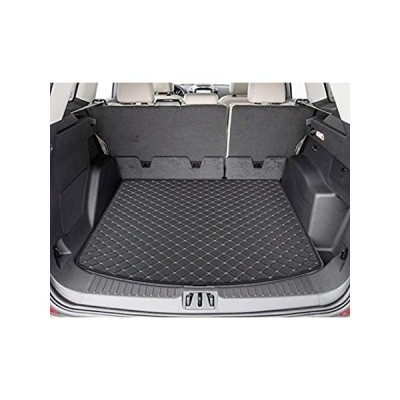 Motor Trend Leatherette Trunk Mat Cargo Liner Custom Exact Fit - Luxury Pad