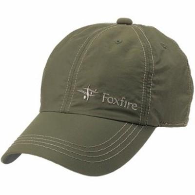 フォックスファイヤー(Foxfire) SPロゴキャップ メンズ レディース 5522748 【帽子 日よけ UV アウトドアウェア アクセサリ メンズ レ