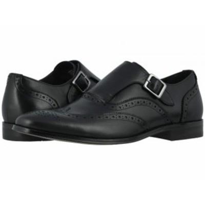 Florsheim フローシャイム メンズ 男性用 シューズ 靴 オックスフォード 紳士靴 通勤靴 Jetson Wing Tip Single Monk Strap【送料無料】