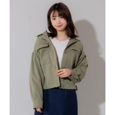 ルゥデルゥCPO/シャツジャケット(0R16-02046)