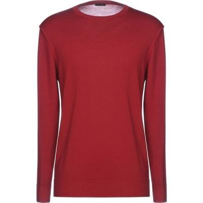 NE PAS メンズ ニット・セーター トップス Sweater Red