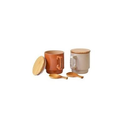 Gold five ドライキャニスターペアー小さじ付き コーヒー&シュガー 150244