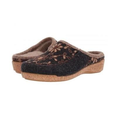 taos Footwear タオス レディース 女性用 シューズ 靴 スリッパ Woolderness 2 - Charcoal