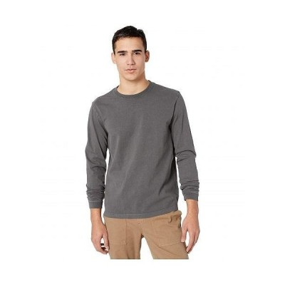 J.Crew メンズ 男性用 ファッション Tシャツ 1994 Long-Sleeve T-Shirt - Coal Grey