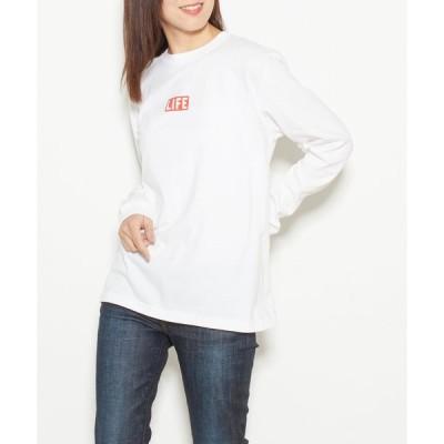 tシャツ Tシャツ フォトロングスリーブTシャツ