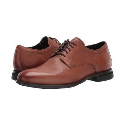 Cole Haan コールハーン メンズ 男性用 シューズ 靴 オックスフォード 紳士靴 通勤靴 Holland Grand Plain Toe Oxford - British Tan