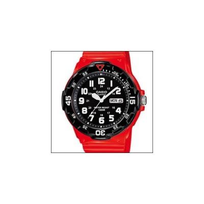 【箱なし】【メール便選択で送料無料】CASIO カシオ 腕時計 海外モデル MRW-200HC-4B メンズ スタンダードウォッチ