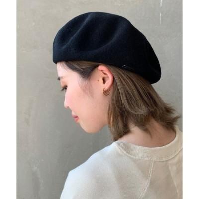 帽子 [ORCIVAL/オーチバル] COOMA LAMB KNIT ウールベレー帽