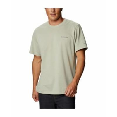 コロンビア メンズ Tシャツ トップス Men's Big & Tall Thistletown Ridge Crew Safari